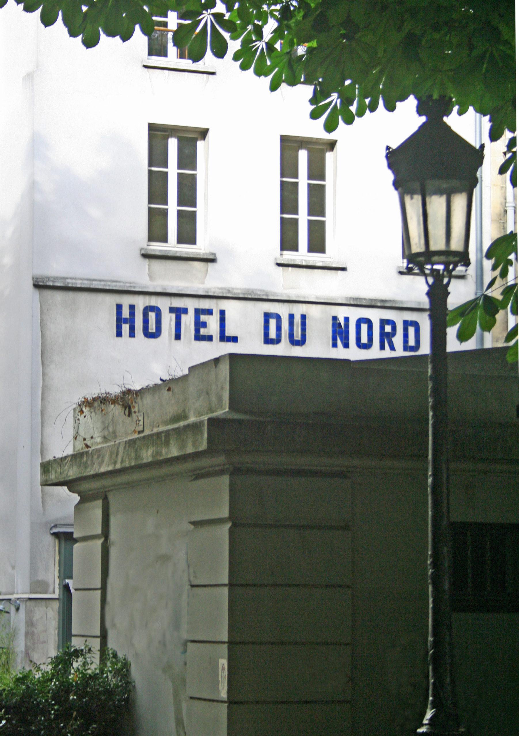 Hotel Du Nord Canal Saint Martin