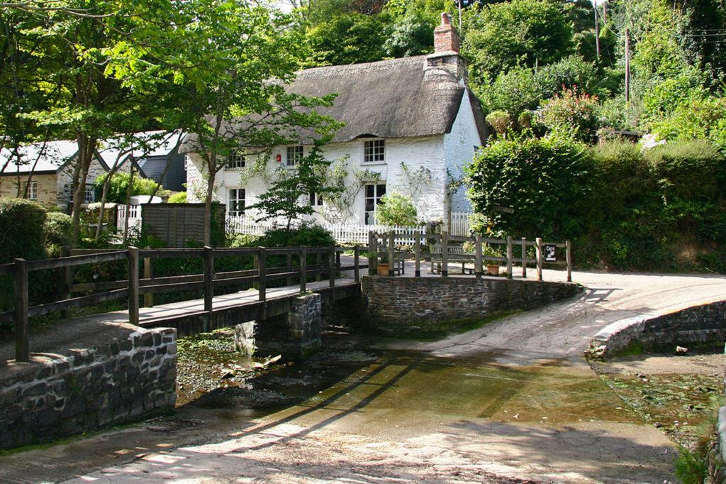 Cornwall Dörfer