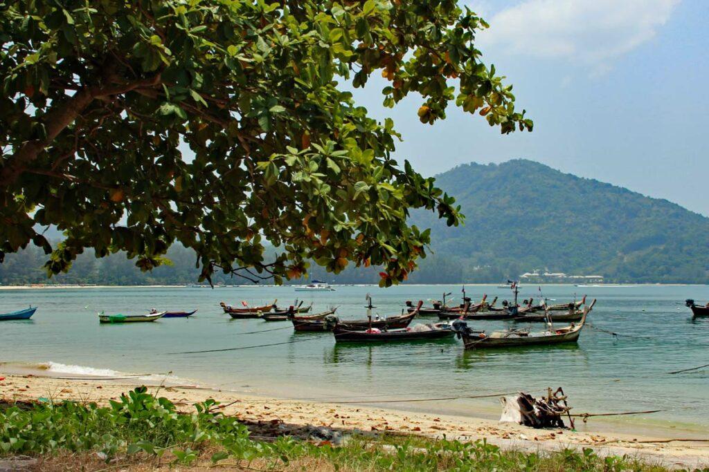 Nai Yang Beach Thailand